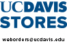 UC Davis Stores Logo Packing List