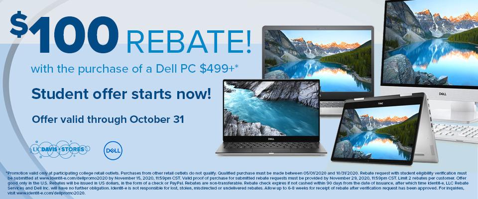 Dell Summer Promotion