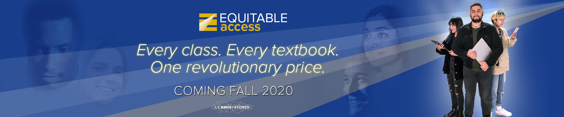 Equitable Access Banner