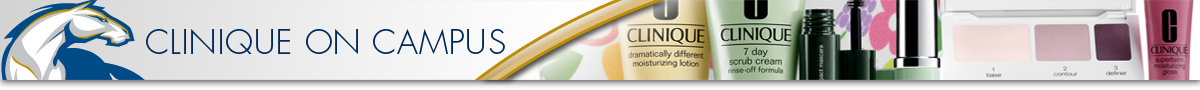 Clinique On Campus Page Banner