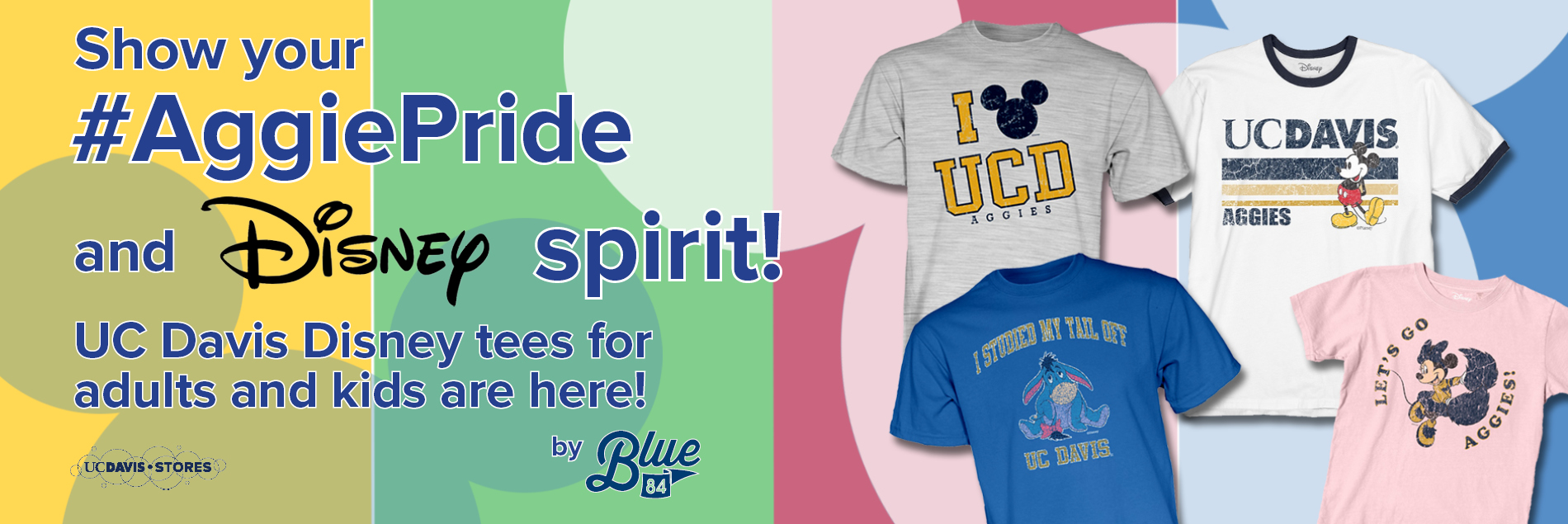 Disney Clothes Banner
