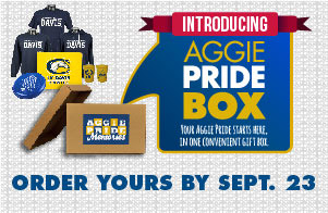 Get your student off to a great start with these Aggie Pride Boxes. Click here for details.