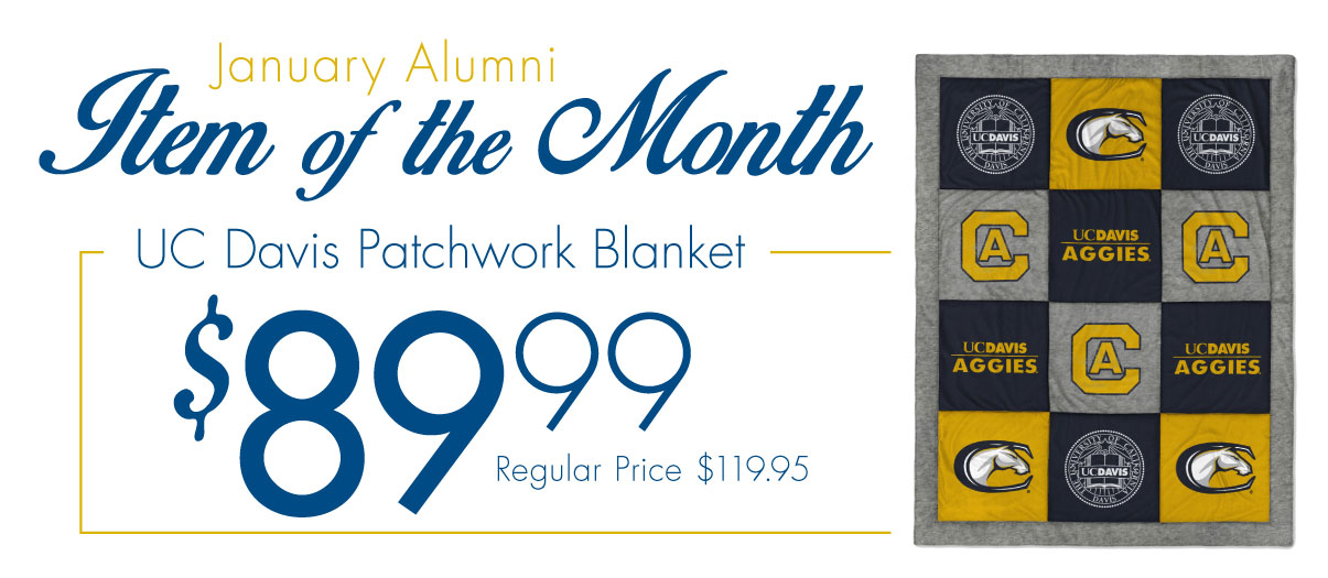 Check out the January Alumni Item of the Month!