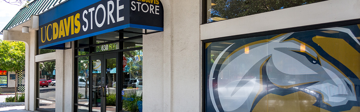 Welcome to the UC Davis Stores - Downtown