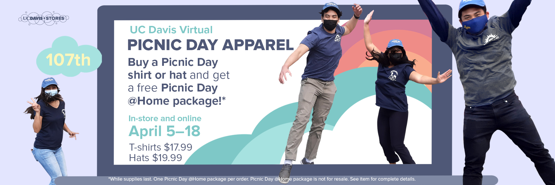 Picnic Day Shirt Promo