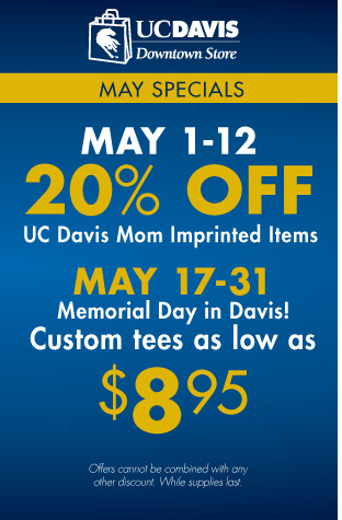 Downtown Store Specials May 2013