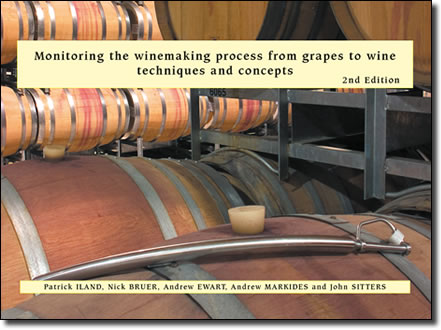 Monitoring the Winemaking Process from Grapes to Wine 2nd ed