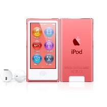 16G iPod Nano: Pink