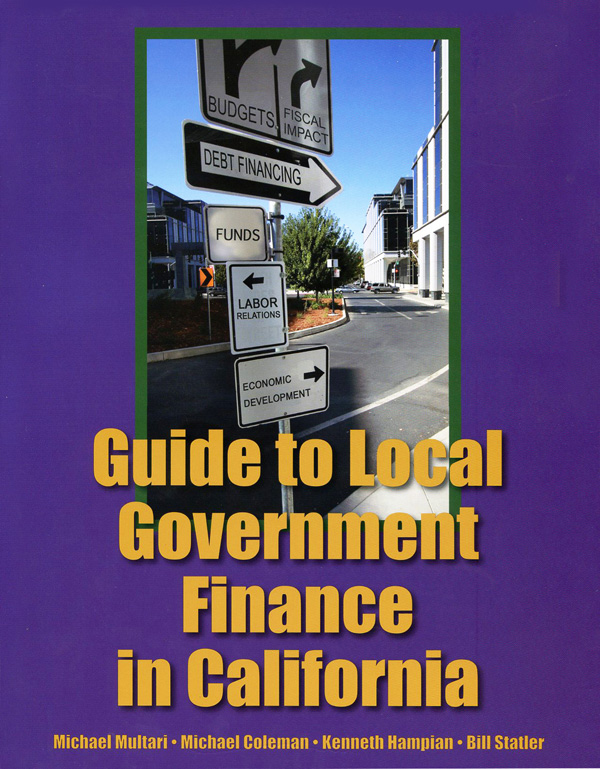 Guide to Local Government Financing in California