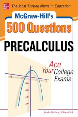 500 Pre-Calculus Questions