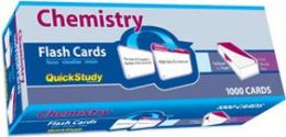 Chemistry Flash Cards BarCharts