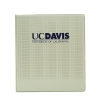 Binder 1 inch Grey UC Davis Repeated thumbnail