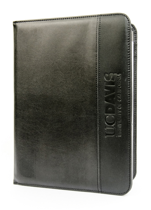 UC Davis Portfolio Leather