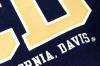 UC Davis Hood UCD Navy thumbnail