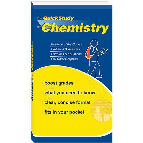 The Quickstudy for Chemistry