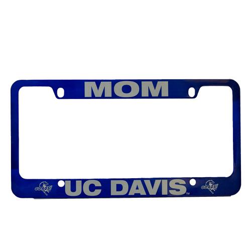 License Plate Frame Mom