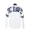 UC Davis Women's Tee White Ra Ra thumbnail