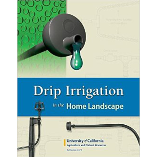 Drip Irrigation in the Home Landscape