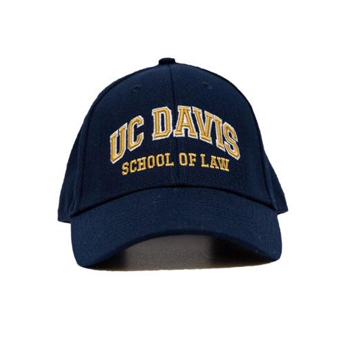 UC Davis Hat School of Law Navy