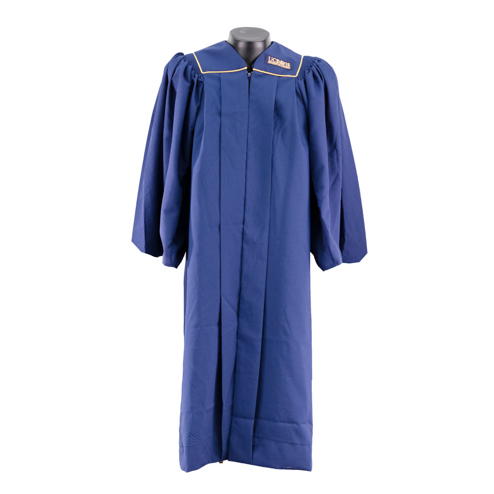 "Bachelor Navy ""EarthGrad"" Gown"