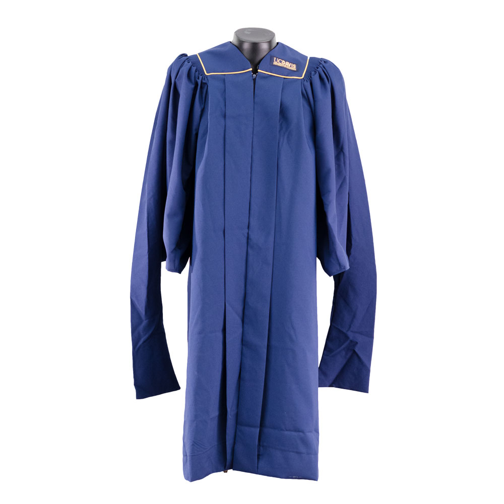 "Master Navy ""EarthGrad"" Gown"