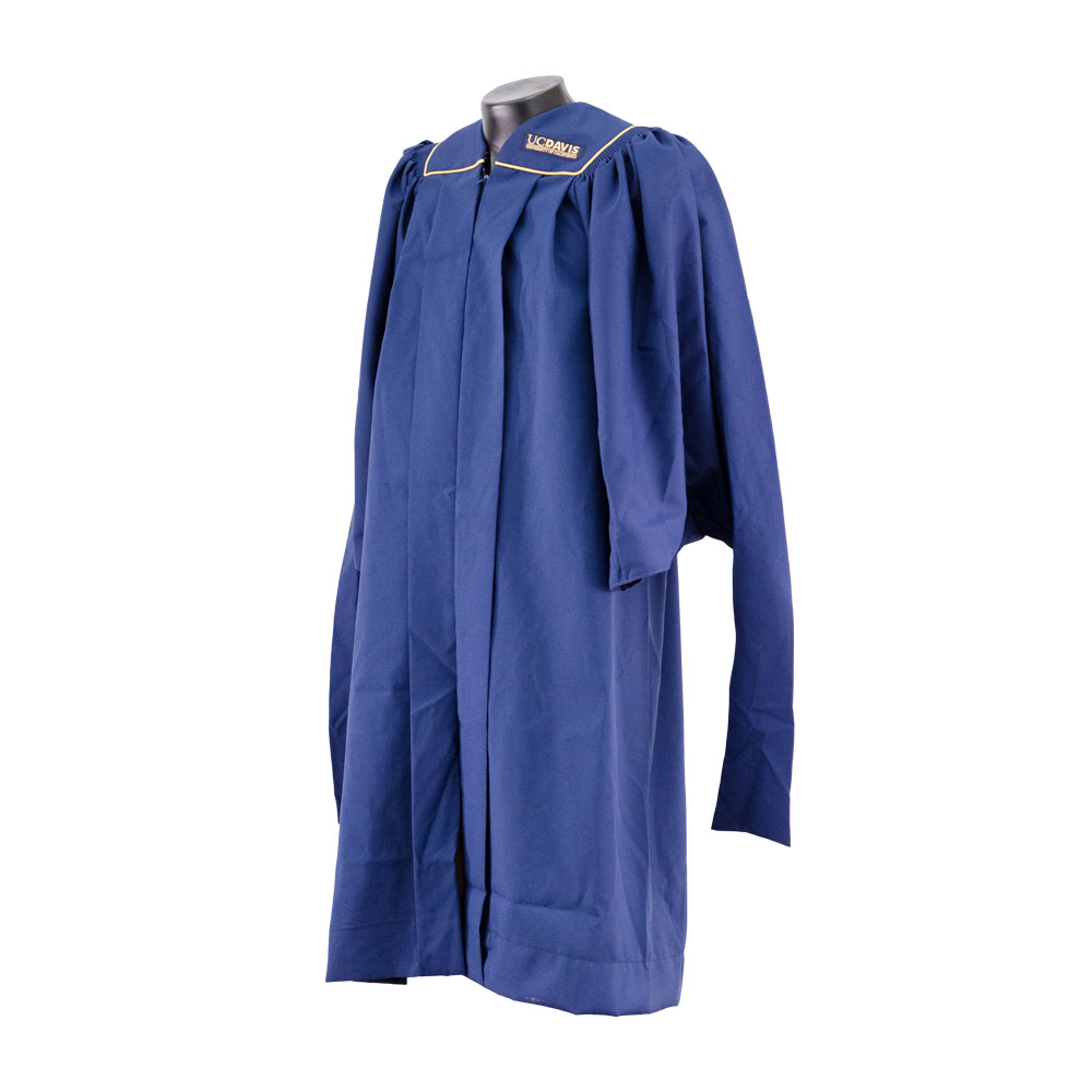GOWN EARTH GRAD MASTER | UC Davis Stores