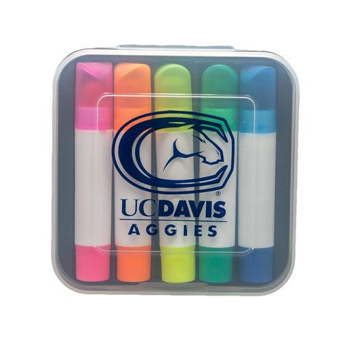Highlighter Gel - 5 Pack UC Davis
