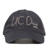 UC Davis Hat Ladies Mom Legacy Navy thumbnail
