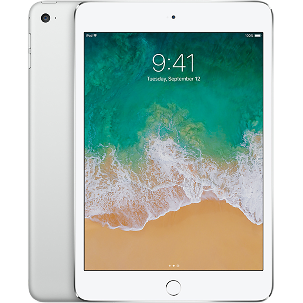 iPad Mini 4 128GB WiFi Silver