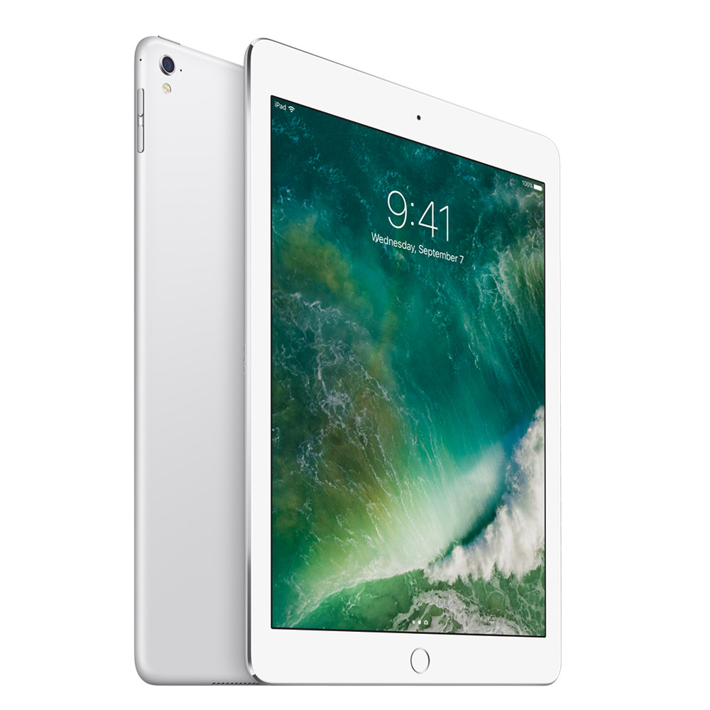 """iPad Pro 9.7"""" Wi-Fi 128GB Silver (MLMW2LL/A)"""