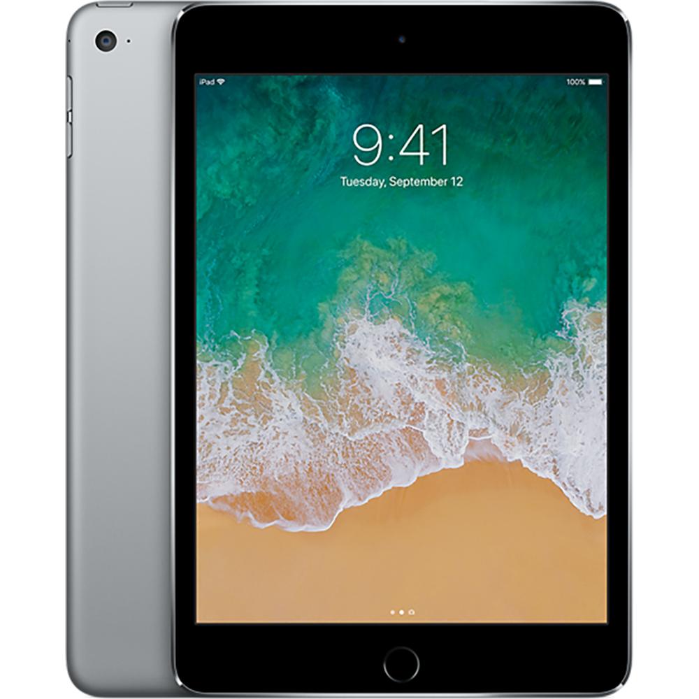 iPad Mini 4 Wi-Fi 128GB Space Gray (MK9N2LL/A)