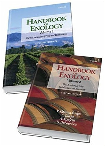 Handbook of Enology (2 Volume Set)