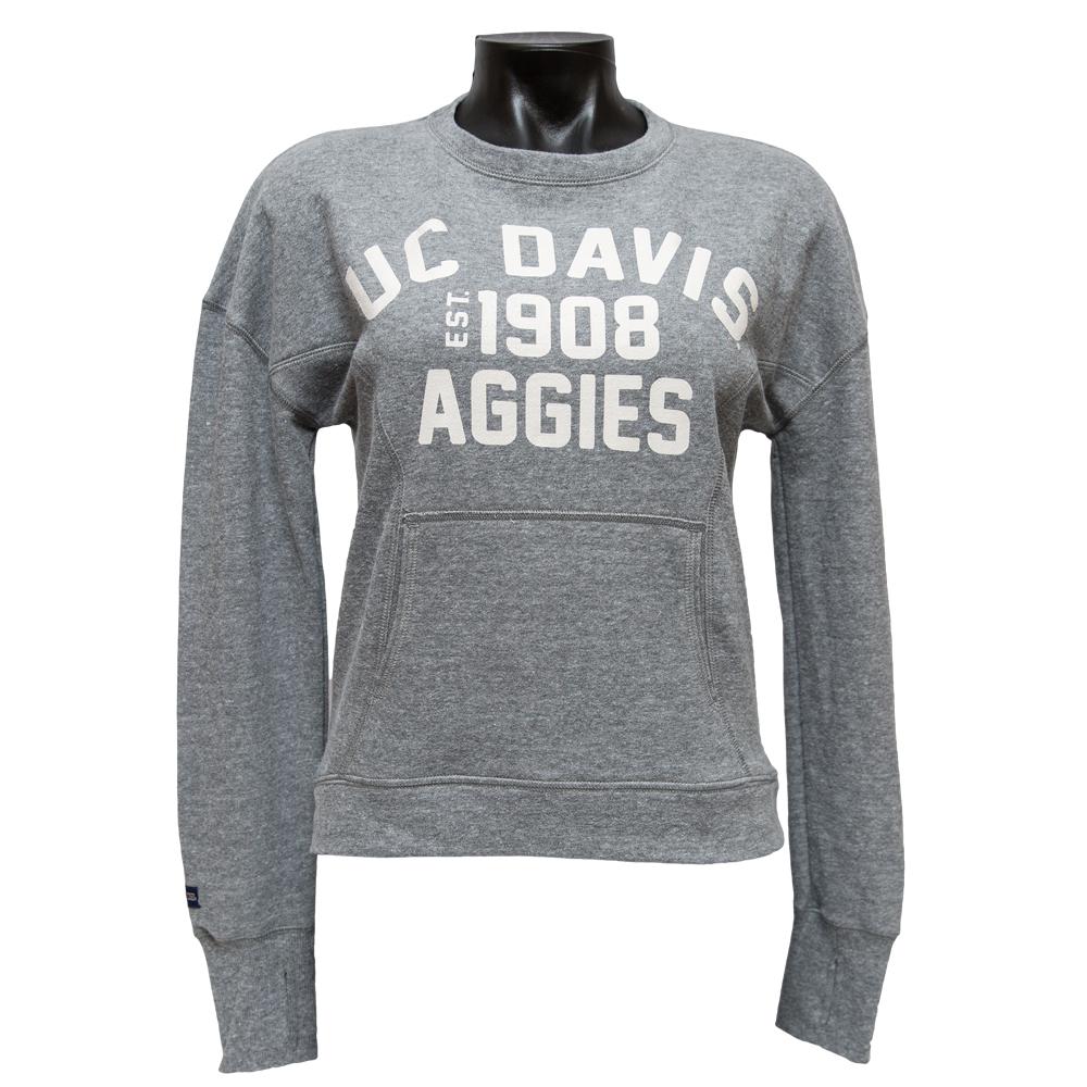 Jansport UC Davis Women's Crew Graphite