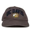 UC Davis Hat Charcoal Mascot thumbnail