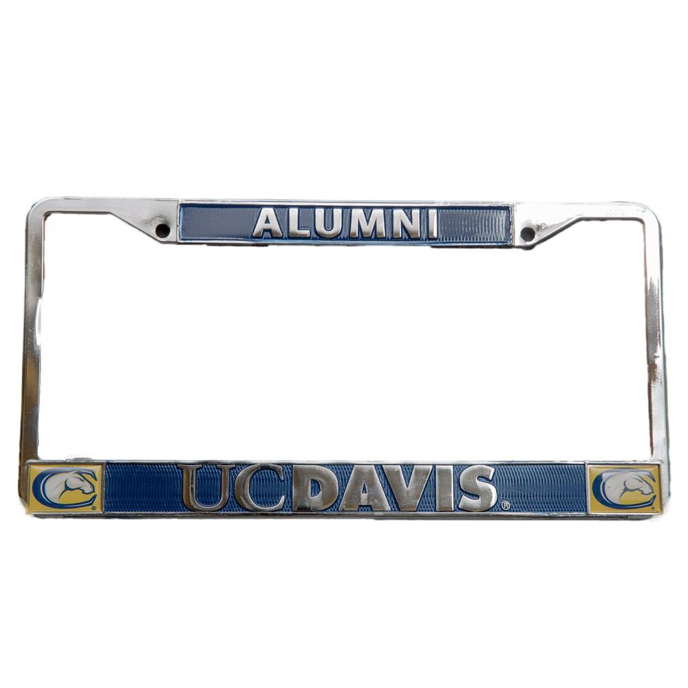 License Plate Frame Alumni C-Horse