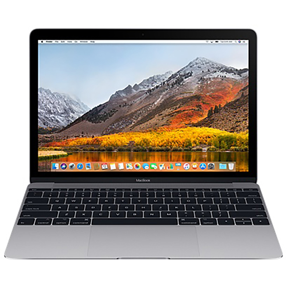MacBook-SpaceGray 256GB