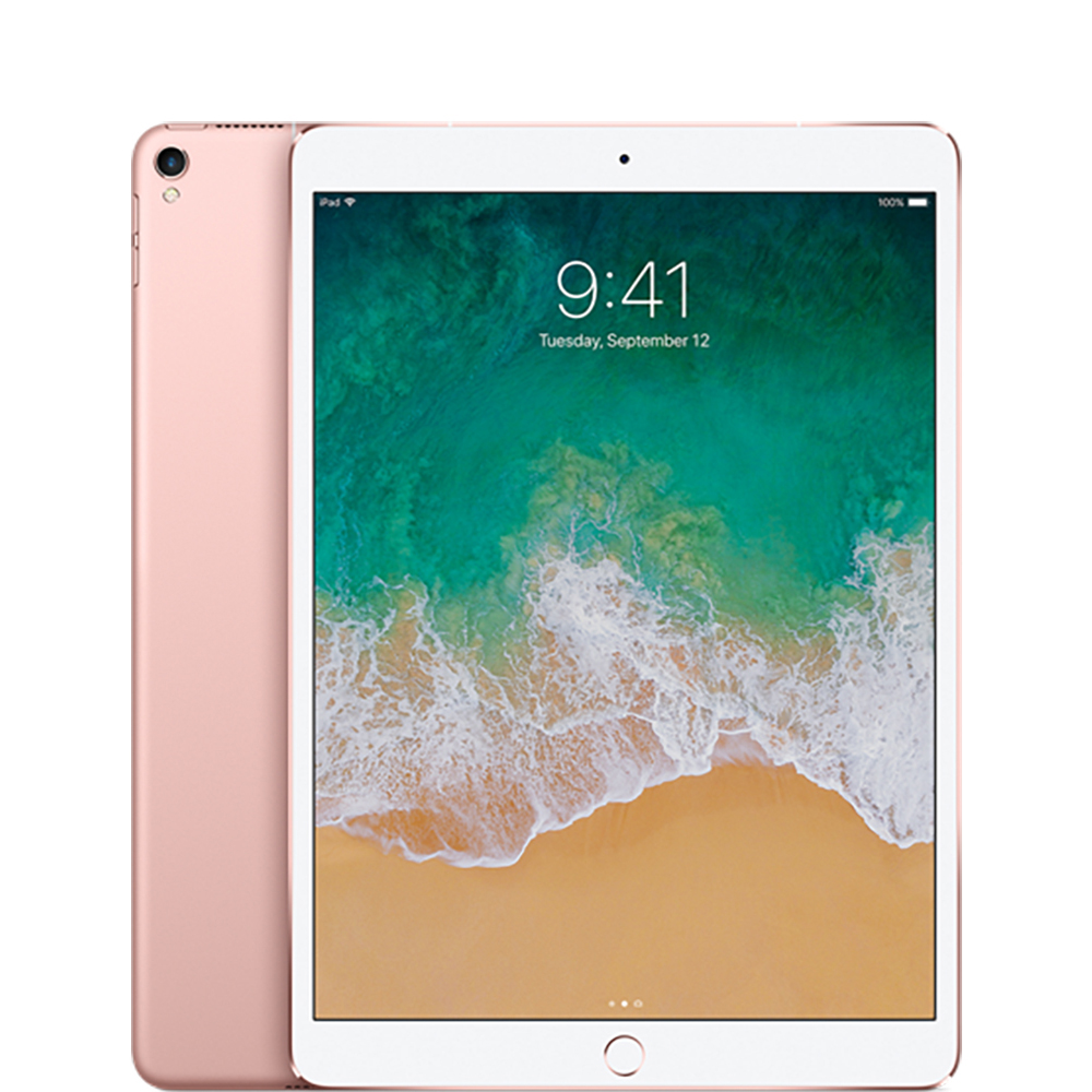 "10.5"" iPad Pro 256GB WiFi Cellular- Rose Gold"