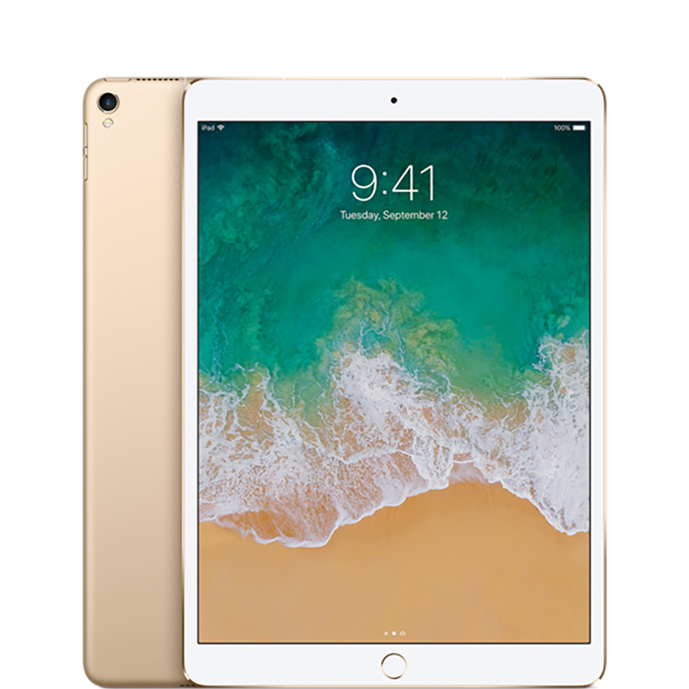"10.5"" iPad Pro 64GB WiFi- Gold"