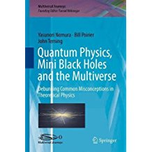 Quantum Physics, Mini Black Holes and the Multiverse