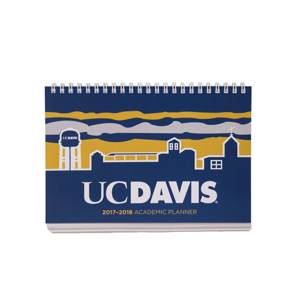UC Davis Academic Planner 2017-2018