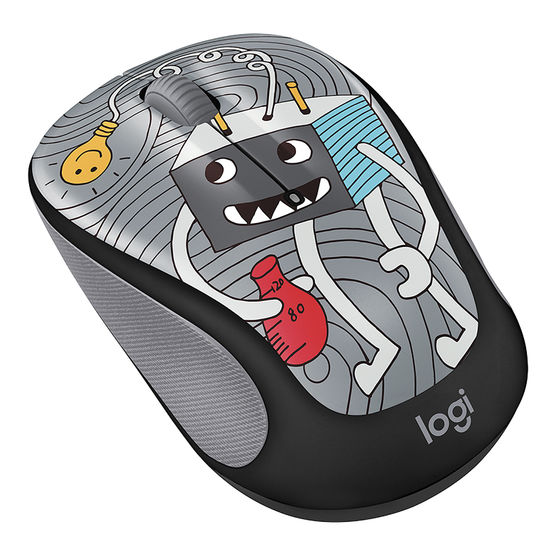 M325C WIRELESS MOUSE