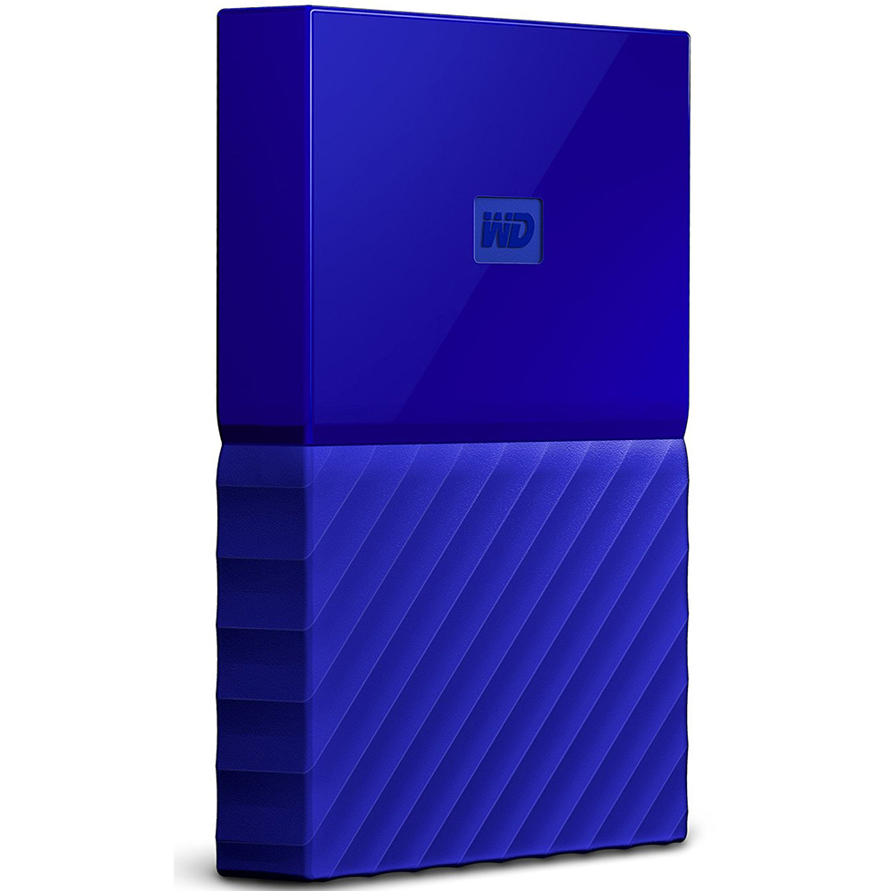 WD 2TB MY PASSPORT BLUE