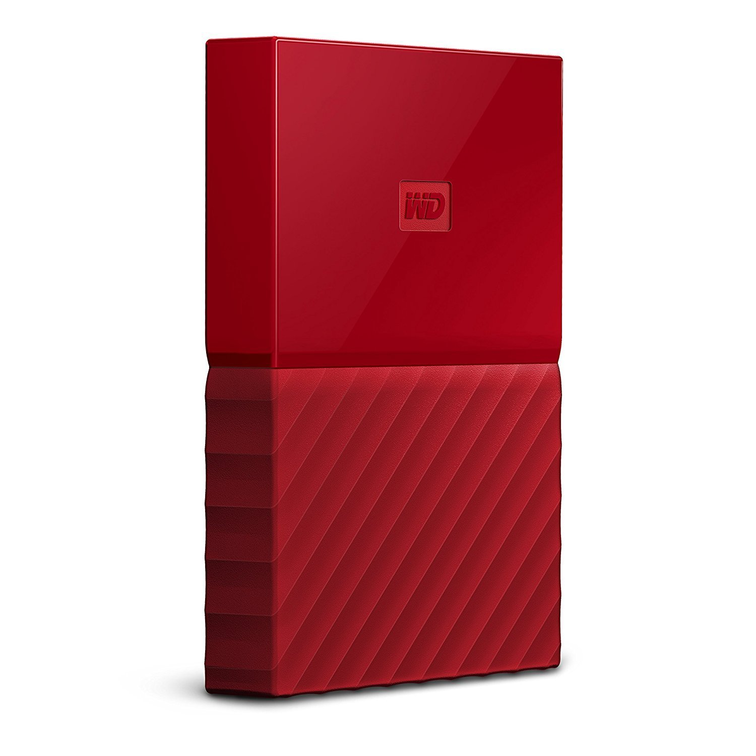 WD 2TB MY PASSPORT RED