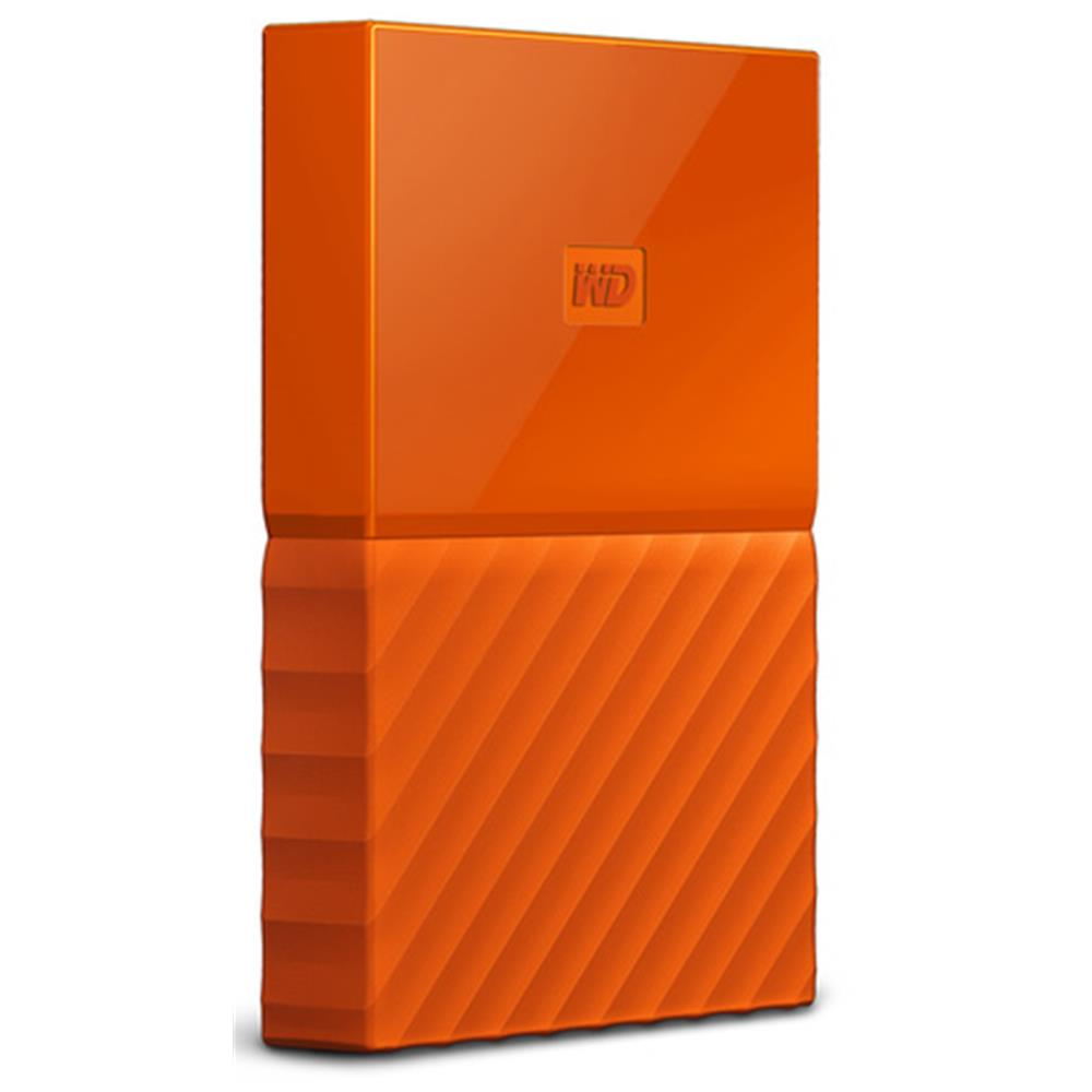 WD 2TB MY PASSPORT ORANGE