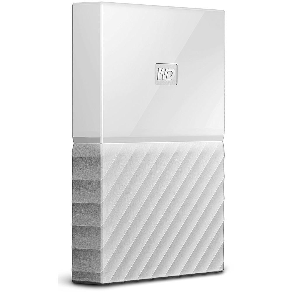 WD 1TB MY PASSPORT WHITE