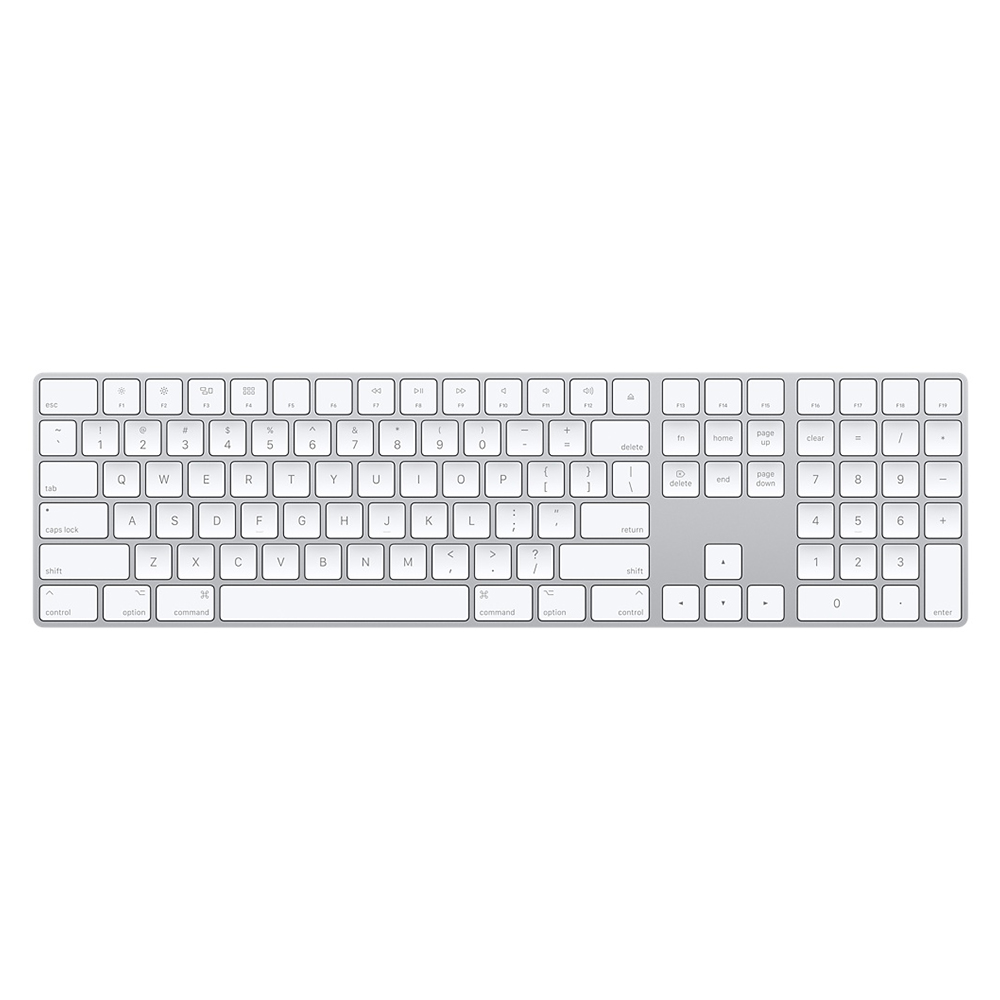 Apple Magic Keyboard w/Numeric Keypad