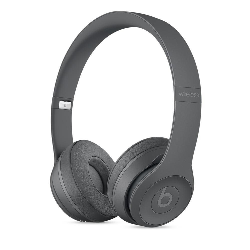 Beats Solo 3 On-Ear Neighborhood Asphalt Gray
