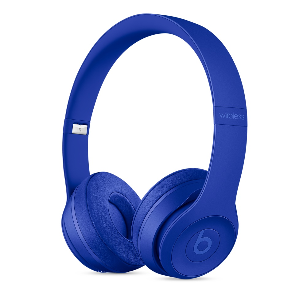 Beats Solo 3 On-Ear Neighborhood Break Blue