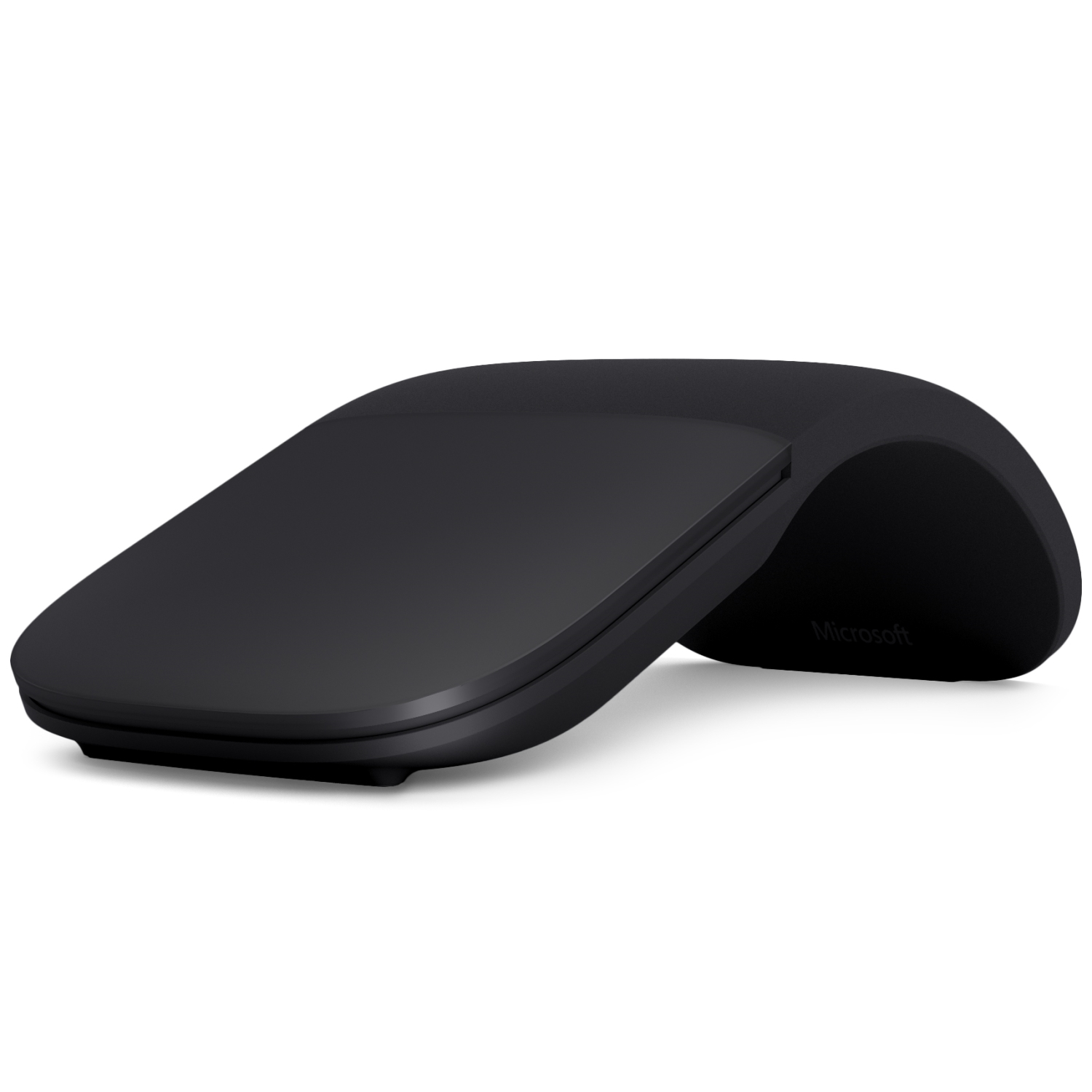 MS Surface Arc Mouse Black