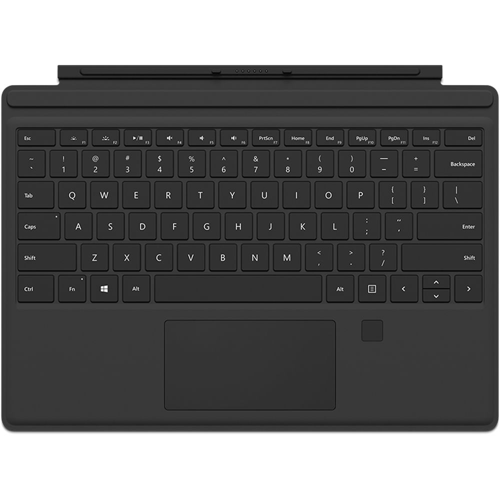 MS Surface Typecover Black